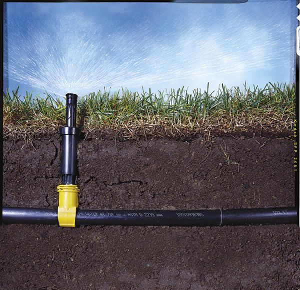 A Step By Guide To Installing An Irrigation System