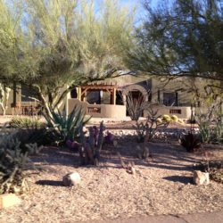 gold canyon residential landscapes